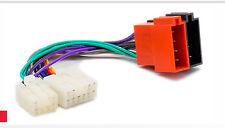 Carav 12-122 autoradio cable del adaptador ISO para toyota lexus Daihatsu