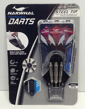 Narwhal Tournament Darts - Steel Tip 22g