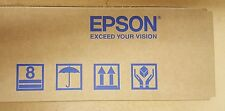 "Epson Exhibition Canvas Satin Natural OBA-Free 36"" x 40' (S045406)"
