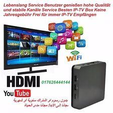 Arabisch IP-TV Box Ohne Abo Frei Für Immer+Sport Mit>Garantie'****