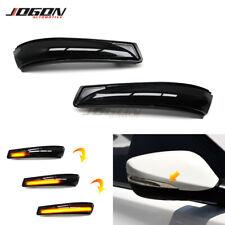 LED Dynamic Turn Signal Side Mirror Light For Hyundai Elantra 11-15 i30 Veloster