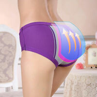 Women's Panties Menstrual Sanitary Period Leak Proof Briefs Seamless Underwear