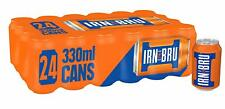 Irn Bru Cans Pack 24 x 330ml