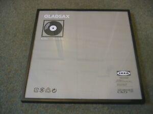 "IKEA Black Gladsax 12"" LP Record Frame"