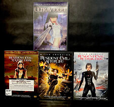 Resident Evil Collection (Dvd) 4