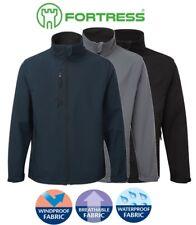 Fortress - Selkirk Soft-Shell Fleece Waterproof Windproof Thermally Lined Jacket