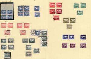 China 1949 East liberated area Perf.special collection of 47 stamps EC436-EC434