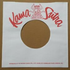 KAMA SUTRA REPRODUCTION RECORD SLEEVE PACK OF 12