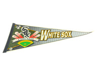 Chicago White Sox Pennant by Wincraft Good Condition
