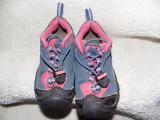Keen Girl's Blue & Pink-Shoe-Size 10