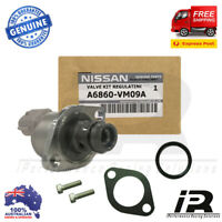 Genuine Denso Nissan Navara Suction Control Valve For D40 4Cyl 2.5L, A6860-VM09A