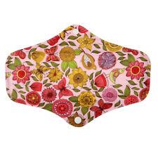 Reusable Washable Bamboo Menstrual Sanitary Maternity Pad Sunflower Regular M