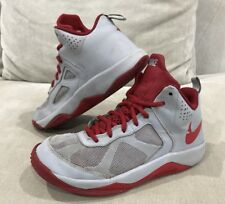 Nike Basketball shoes 4Y US Boys Mens Sneakers Trainers Shoes Hi Tops [R1]