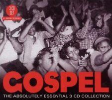 Artistes Divers - Gospel - The Absolutely Essent NOUVEAU CD