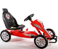 Gokart Gocart Kart Tretauto Kinder Rennkart Cart Tretfahrzeug Kinderfahrzeug