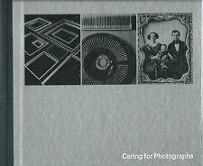 Life Library of Photography - Caring for Photographs - N° X Mondadori 1973