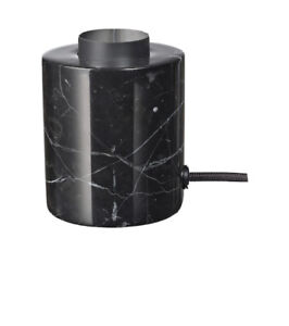 Brand New, IKEA MARKFROST Table lamp, marble black, 004.626.75