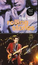 The ROLLING STONES I Go Wild UK CD +4 CARDS