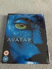 *NEU* Avatar im Steelbook auf Blu-ray Bluray Blu ray Film