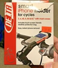 Delta HL6100 IPhone Caddy for Bicycles (iphone 3 through 5c)