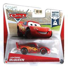 Disney Pixar Cars LIGHTNING MCQUEEN SHORT CARD VERSION PISTON CUP