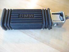 VINTAGE NEW BMW /6 /7 SQUARE PASSENGER FOOT PEG COMPLETE NEW GENUINE BMW PART.