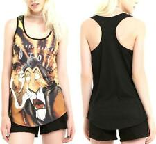 Disney The Lion King Scar Surrounded By Idiots Sublimation Tank Top Extra Small