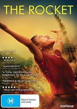 The Rocket DVD NEW RELEASE TOP 1000 MOVIES BEST FILM+SCORE WORLD CINEMA LAOS R4
