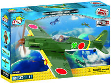 COBI Small Army WWII' Japanese Kawasaki KI-6I-I Hien' 260 Pieces Item #5520