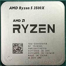 AMD Ryzen 5 3500X 3.6GHz Six-Core Processor Socket AM4
