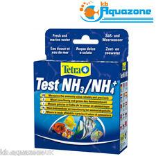 Tetra Ammonia Nh3/nh4 Test Kit for Tropical & Marine Fish T617