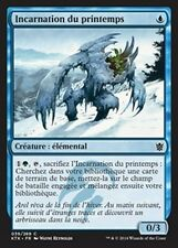 MTG Magic KTK FOIL - Embodiment of Spring/Incarnation du printemps, French/VF