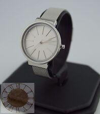 Women's Skagen Watch, Ancher Stainless Steel Mesh Bracelet Watch SKW2478, New