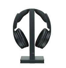 Sony - Wireless FM Over-the-Ear Headphones - Black MDRRF985RK