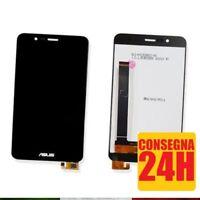 TOUCH SCREEN DISPLAY NERO LCD x ASUS ZENFONE 3 MAX ZC520TL 5,2 X008D ORIGINALE