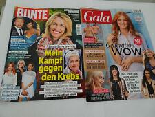Zeitschrift Gala & Bunte Nr. 22 vom 20.5.2020