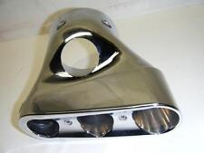 01 15 HONDA GL1800 GOLDWING RIGHT KURYAKYN TRIPLE STRAIGHT EXHAUST EXTENSION TIP