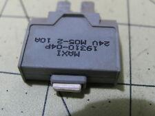 4 NNB Maxi Long 10A ATC Blade Mount Type Circuit Breakers (WAYTEK # 46652) 10amp