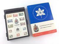 Centennial Canadian Confederation 1867 1967 Commemorative Stamp Box S531