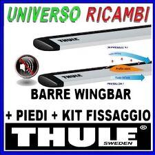 KIT BARRE PORTATUTTO THULE WINGBAR TOYOTA RAV 4  5-p SUV, 2013> Tetto Normale