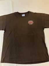 REDNECK WORDS TO LIVE BY Graphic T shirt Men's Size LARGE