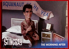 """STINGRAY - """"Aquanaut of the Year"""" - THE MORNING AFTER - Card #40 - Unstoppable"""