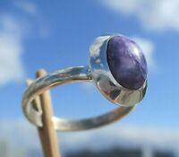 Charoit Ring Gr. 18,5 Silber 925