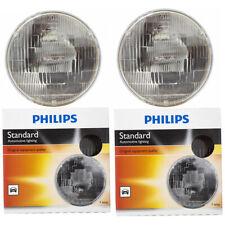 Philips High Low Beam Headlight Light Bulb for Ferrari 308 GTB Mondial t zt