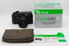 NEAR MINT nur 048 Count Fujifilm Fuji GSW 690 III professionelle Aus Japan 357