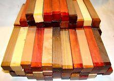 Pen-Blanks, Drechselholz, Kugelschreiber Rohlinge, 25Set Holz, Drechseln 18 A