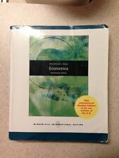 Economics by McConnell and Brue, 7E (paperback)