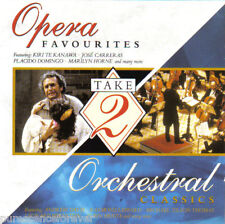 V/A - Take 2: Opera Favourites/Orchestral Classics (UK 29 Tk Double CD Album)