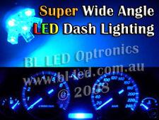 Blue T10 12V LED Dash Cluster Light kit Fits Mazda Miata Mx-5 Mx5 NA NB