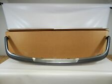 New OEM 1996-1998 Ford Explorer Mountaineer Front Bumper Impact Pad Gray Silver